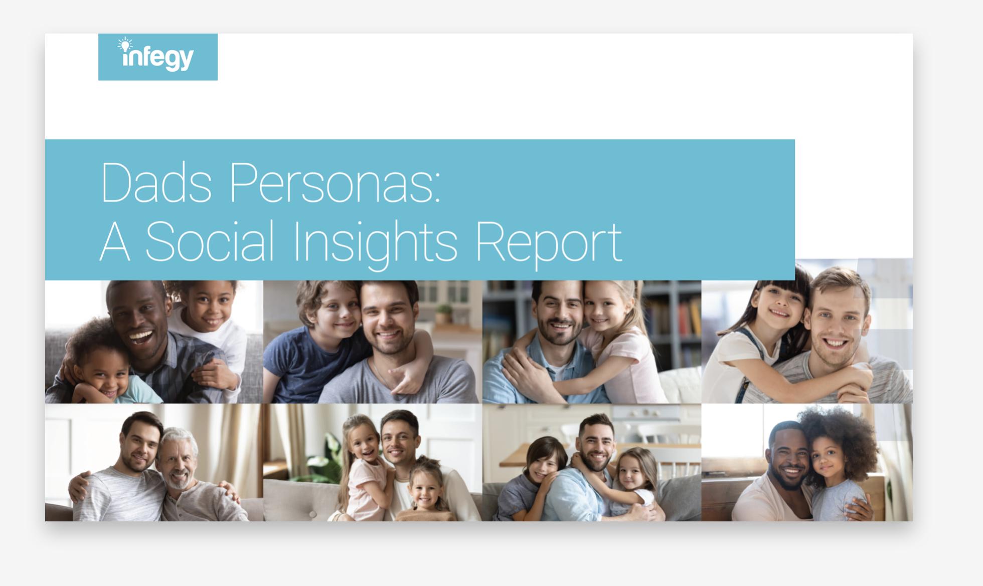 Dad's social insight report